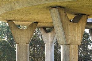 overpass flyover road viaduct