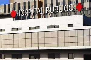public hospital building
