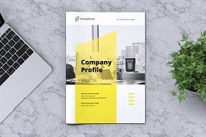 FOXIEKNOT - Company Profile Brochure