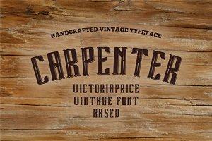 Victoriaprice vintage font