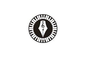 Write a Song / Harmony Piano logo