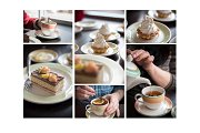 Tea & Cakes - Stock Photos