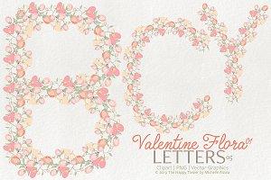 Valentine Flora 01 - Letters 05