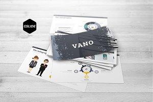 Vano - Google Slide Template