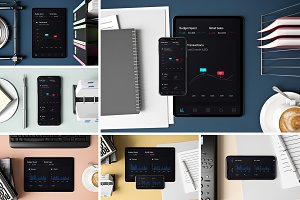 Business App MockUp