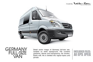 Germany Full-size Van