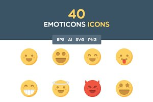 Simple Emoticons