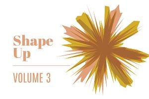 Shape Up Vol. 3 | 20 Bursts & Blooms