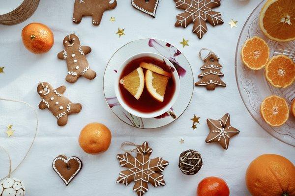 Food Images: Justyna Ka Photography - Christmas tea