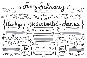 Fancy Schmancy (Vector)