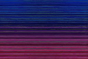 Horizontal blue and pink retro arcad