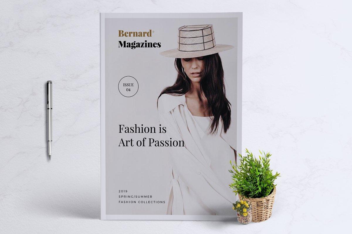 BERNARD - Fashion Magazine