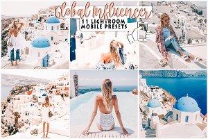 Blogger Influencer Lightroom Presets