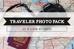 Traveler Photo Pack