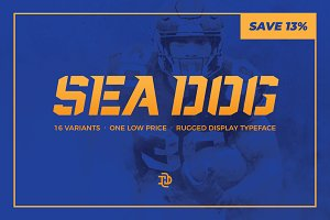 Sea Dog Bundle | Athletic Display