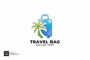Travel Bag - Logo Template