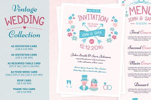 Vintage Wedding Collection