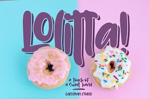 Lolitta + EXTRAS FUNNY SWASH