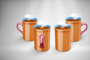 Mug Mockups Psd Template Vol 10