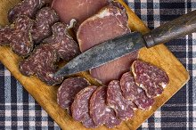 Assorted cold cuts (5)