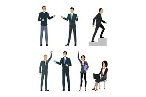 Set of People Managers Wishing to