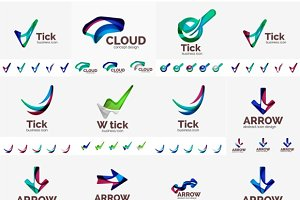 Company logos collections