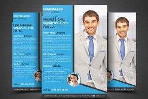Business Planner Flyers Templates