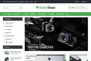 Electro Shoppe Stores Bootstrap