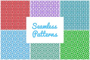Traditional Seamless Patterns