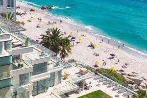 Clifton beach - South Africa