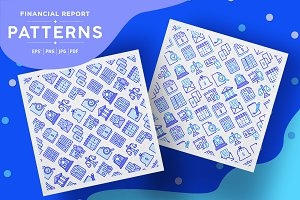Financial Report Patterns Collection