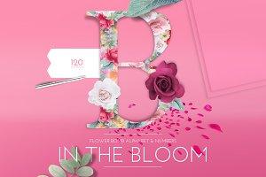 In The Bloom - Flower Bomb Alphabet