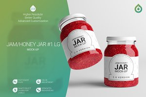 Jam/Honey Jar LG Mock-Up #1 [V2.0]