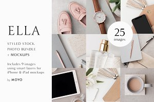 Ella Styled Stock Photos & Mockups