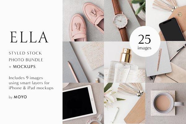 Ella Styled Stock Photos & Mockups
