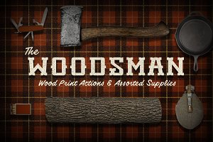 The Woodsman - PSD Actions
