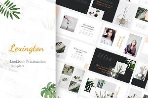 Lexington Keynote Template