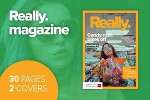 Really magazine
