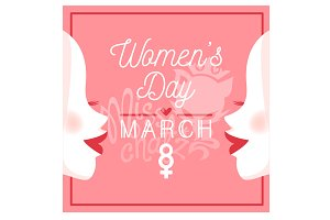 Women's Day : March 8