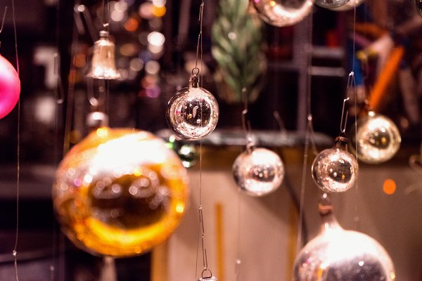 Holiday Stock Photos: vadimgrin - Christmas Decorations