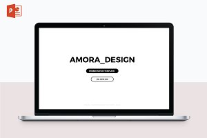 Amora Powerpoint Template