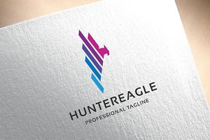 Hunter Eagle Logo