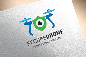Secure Drone Logo