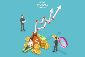 Income increase strategy