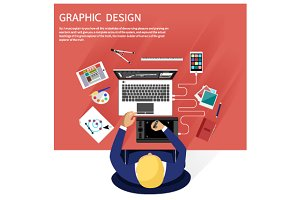 Graphic Design and Designer Tools