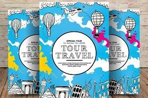 Thailand Travel Flyer