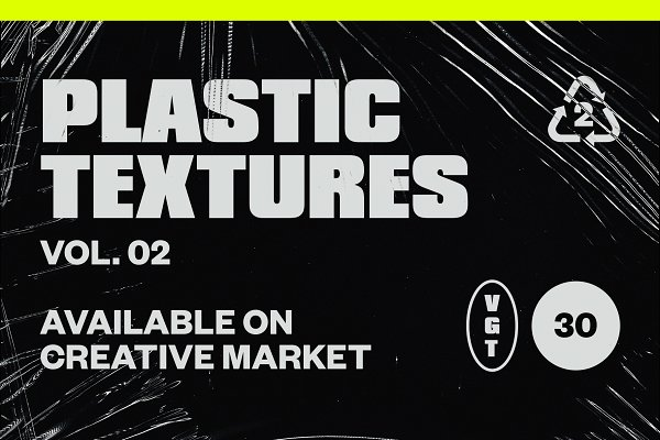 30 Plastic Shrink Wrap Textures   02