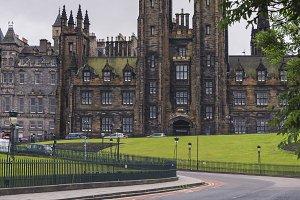 Edinburgh city view, Scotland