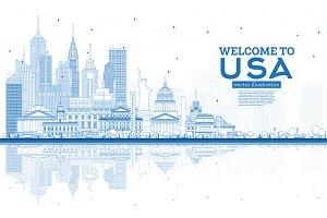 Outline Welcome to USA Skyline