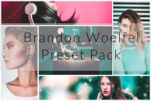Brandon Woelfel Preset Pack